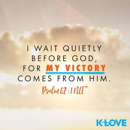 Verse of the Day: Psalm 62:1