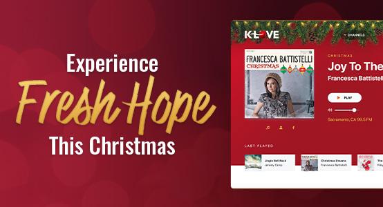 Klove Christmas Tour 2020 Indiana Home | Positive Encouraging K LOVE